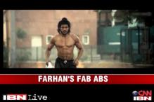 Watch: How Farhan Akhtar developed 8-pack abs for 'Bhaag Milkha Bhaag'