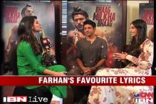 Watch: Farhan Khan, Sonam Kapoor on 'Bhaag Milkha Bhaag'