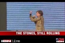 'The Rolling Stones' return to London's Hyde Park after 44 years