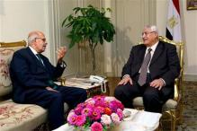 ElBaradei sworn in as Egypt's Vice President