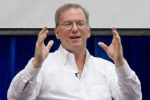 Google-Apple relationship has improved over the past year: Eric Schmidt