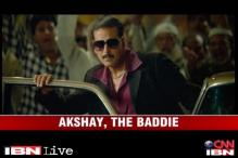 Akshay plays the baddie in 'Once Upon a Time in Mumbai Dobaara'