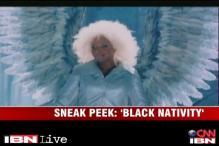 Sneak peek: Jennifer Hudson in 'Black Nativity