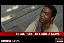 '12 years a Slave' is based on an autobiographical book by Solomon Northup