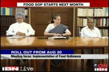 Food Security scheme rollout to begin from August 20