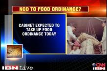 Cabinet likely to discuss Food Security ordinance today
