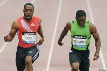 Sprinter Tyson Gay's B sample positive, fails another test
