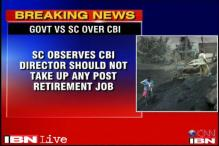 CBI Director should not take up any job after retirement: SC