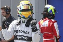 Hamilton beats Vettel to German Grand Prix pole