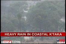 Karnataka: Heavy rains batter coastal areas, hills