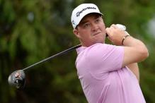 Back injury could force Swede Hanson out of British Open
