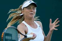 Hantuchova wins first-round match at Stanford
