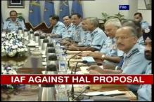 IAF against HAL proposal to develop a new basic trainer