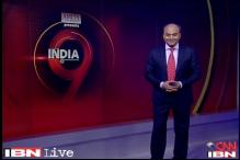 India @ 9 with Bhupendra Chaubey
