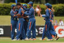 India U-19 side storms into final of Tri-nation series