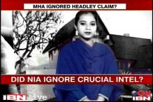 FBI says Ishrat may be a suicide bomber: IB letter