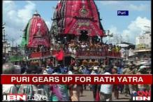 Puri gears up for Jagannath Rath Yatra, devotees remain undeterred by threats
