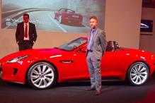 Jaguar F-Type launched in India at Rs 1.37 crore
