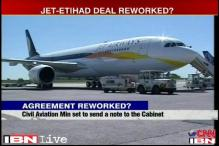 Civil Aviation Minister to send a note to Cabinet on Jet-Etihad deal