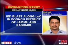 J&K: Army jawan injured in an IED blast along LoC in Poonch