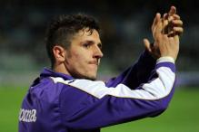 Fiorentina agree to sell Jovetic to Manchester City