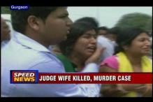 Gurgaon: Murder case registered in CJM's wife's death