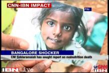 Karnataka: CM seeks report of malnutrition death case