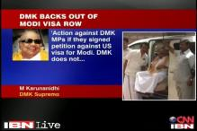 Modi visa: No DMK MP signed the letter sent to US, says Karunanidhi