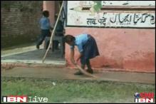 Jammu: Students made to sweep floors, clean toilets in primary school