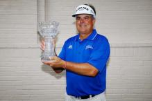 Kenny Perry captures 1st major title at Senior Players