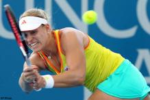 Top-seeded Angelique Kerber cruises in Washington