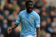 Kolo Toure officially joins Liverpool from Manchester City