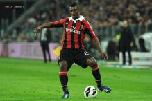 Italian federation probes alleged racism at Milan game