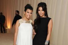 Kourtney Kardashian slips into an outfit she last wore as a teenager