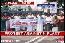 Protests over Kudankulam Plant reach Thiruvananthapuram