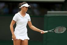 Robson falls to Kanepi in Wimbledon round four