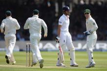 2nd Ashes Test: England vs Australia, Day 1