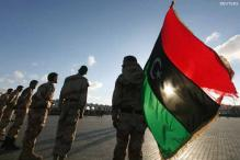 Libyan protesters call for armed militias to be disbanded