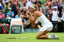 Shocks leave last eight women dreaming of Wimbledon title