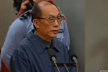 China's ex-railway minister gets suspended death in corruption case