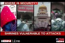 Even after blasts at Mahabodhi, security lax at religious places
