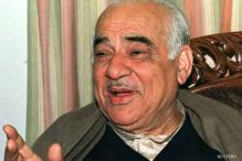 Delhi: Madan Lal Khurana's condition improving, says doctor