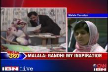 Malala Yousafzai, who dared Taliban, says Mahatma Gandhi inspires her