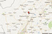 Many places in Rajasthan receive light to moderate rainfall