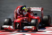 In pics: German Grand Prix 2013