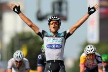 Italian Trentin wins Tour de France stage 14