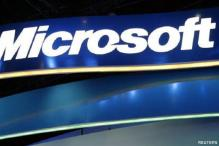 Microsoft shares hit by biggest sell-off since 2009