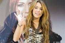 Actress-singer Miley Cyrus goes nude for charity