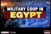 Watch: Fireworks at Tahrir Square as Egypt Army ousts Morsi