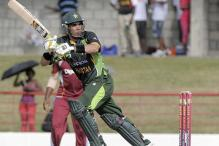 Misbah-ul-Haq guides Pakistan to four-wicket win in fifth ODI